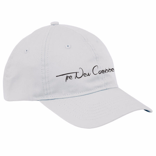 The New Caribbean White Dad Hat
