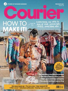 Courier Magazine - Issue 39