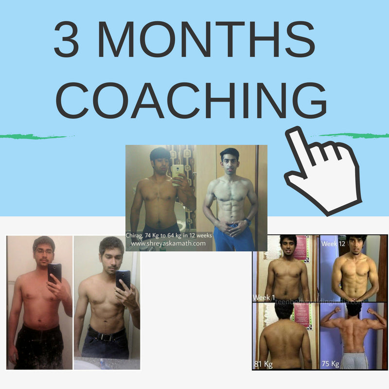 3 Months Online Coaching