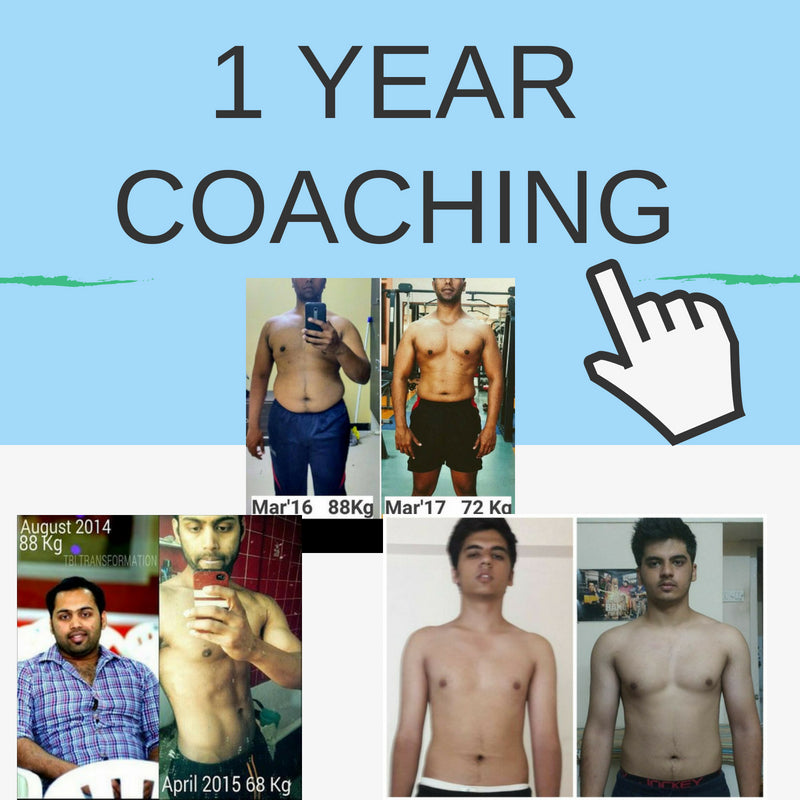 1 Year Transformation Program