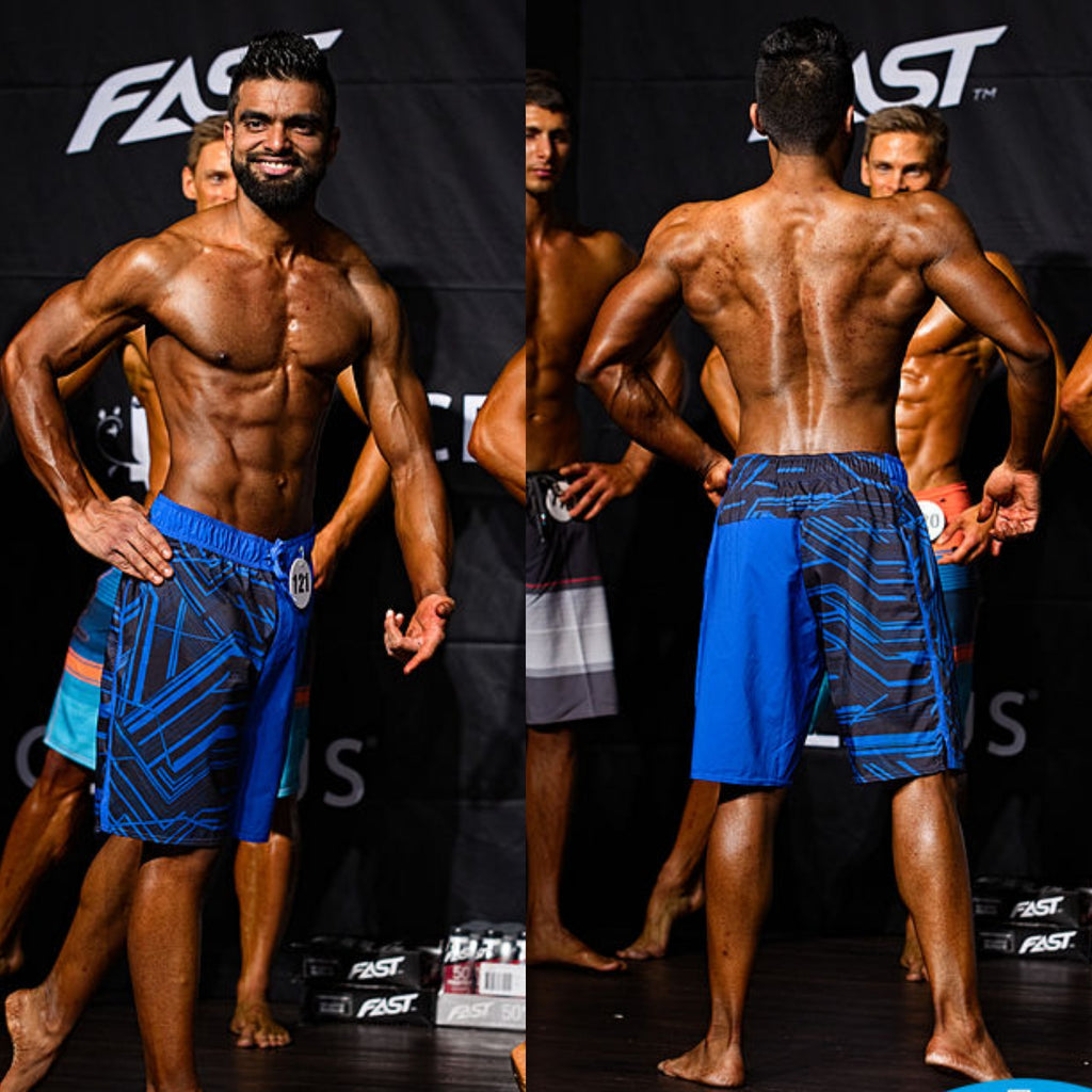 Men's Physique Contest Prep Coaching [MONTHLY]