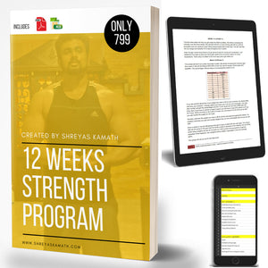 12 Week Muscle Building Training Program