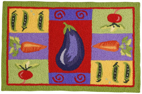 Jellybean BRIGHT VEGGIES Mat