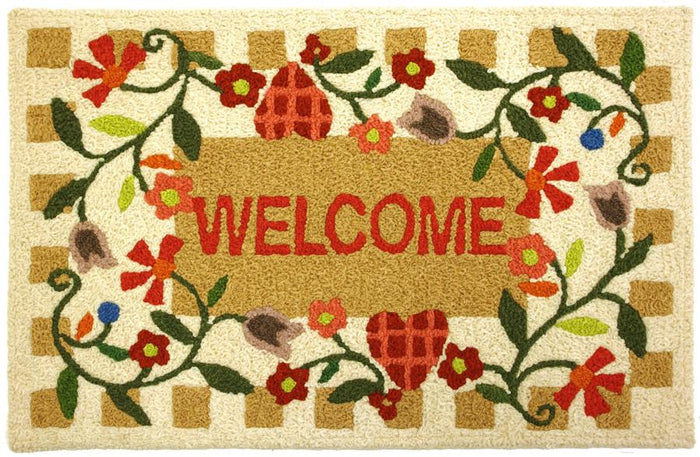 Jellybean WELCOME Mat