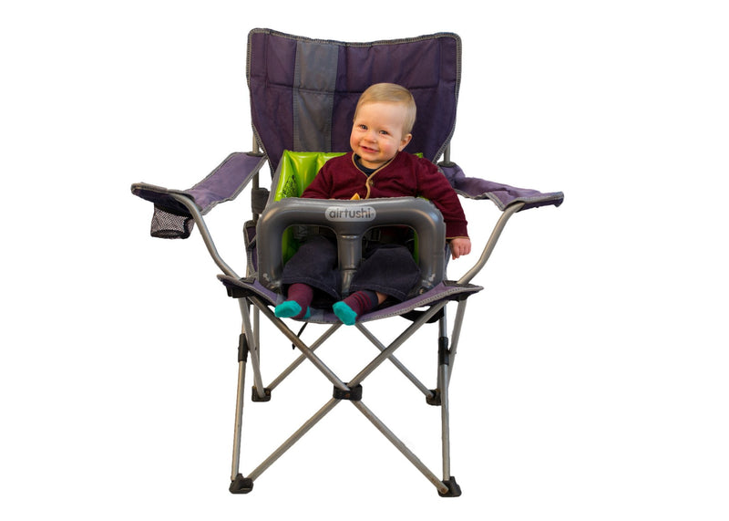 child camping highchair