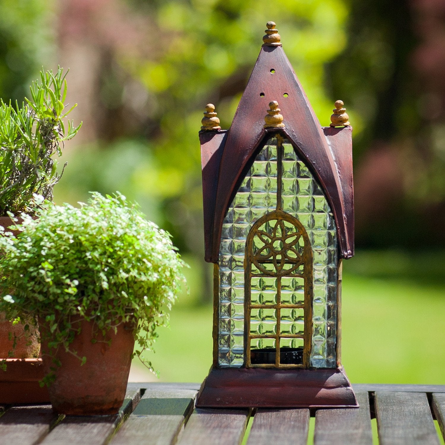 architectural candle lantern range decorative table candle holder
