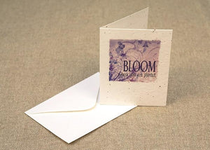 Plant-it-cards - Pack of 6 - Sentiment themed greetings cards