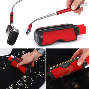 ROAMWILD CAR CRACK VAC – THIS TOOL DOES IT ALL | NEVER LOSE ANYTHING AGAIN AND KEEPS INTERIOR CLEAN