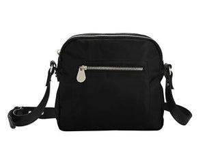Baggallini Luggage Maria Crossbody Bag - Black