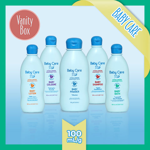 Baby Care Plus Blue 100ml