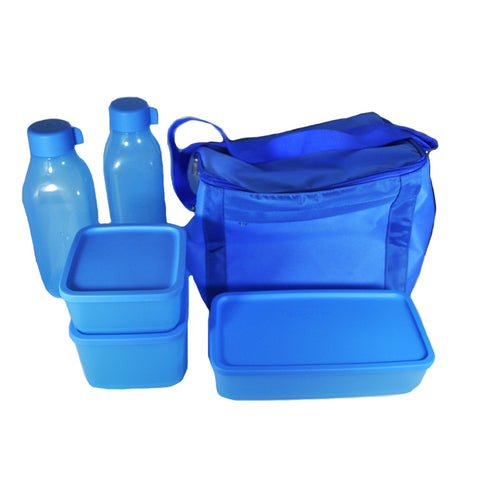 Tupperware Chiller Set 5-pc. with Chiller bag