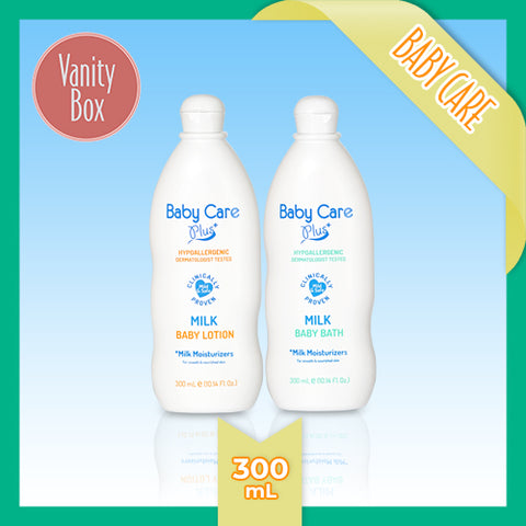 Baby Care Plus Milk 300mL
