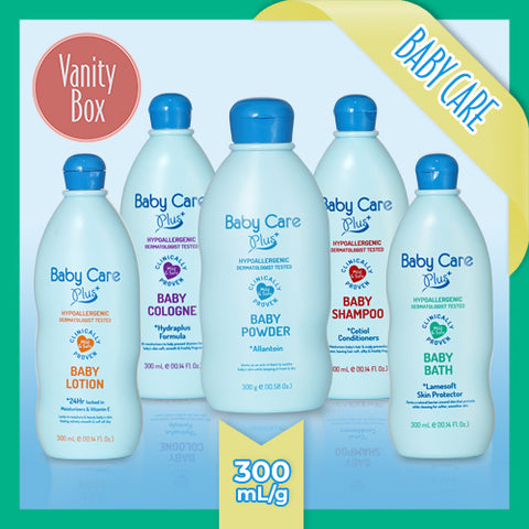Baby Care Plus Blue 300mL