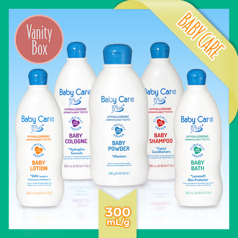Baby Care Plus White 300mL