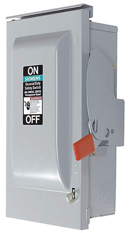 VB Safety Switch, NEMA 3R