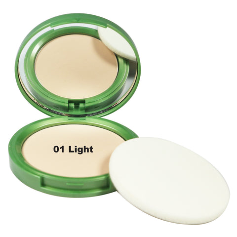 Colour Collection Pure Naturals Mineral Pressed Powder 12g ( 01Light )