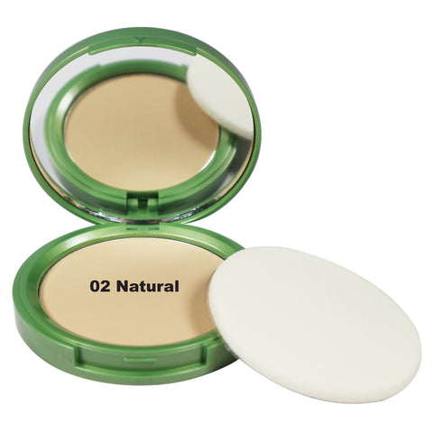 Colour Collection Pure Naturals Mineral Pressed Powder 12g ( 02 Natural )
