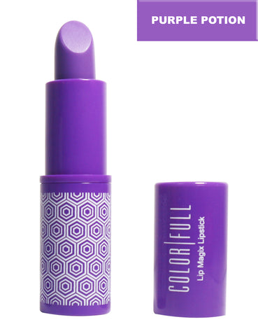 Lip Magix Lipstick 4g (Purple Potion)