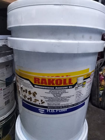 VB Rakoll Wood Working Adhesive D3 20Kg. (1 Pail)