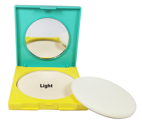 Colorfull Sheer Pressed Powder 12g Light