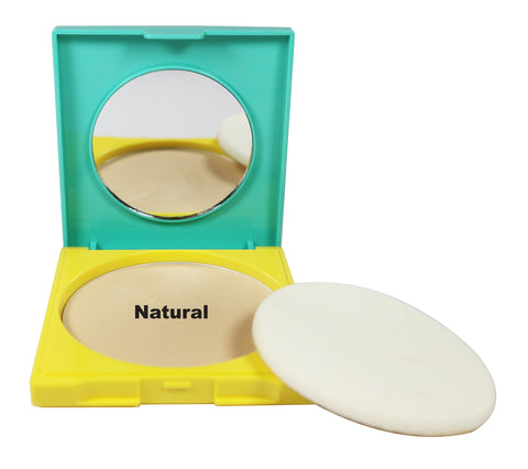 Colorfull Sheer Pressed Powder 12g Natural