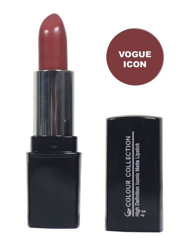 Colour Collection High Definition Iconic Matte Lipstick Vogue Icon
