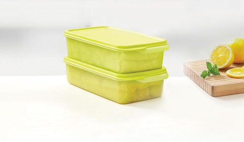 Tupperware Fresh Staks Medium  1.3L Margarita Each