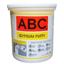 VB ABC Gypsum Putty  (1 Gallon)