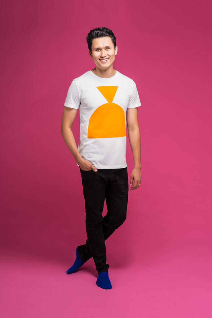 Men's Hello Ruby T-shirt