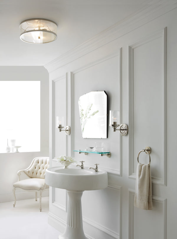 Lighting Tip #24 - Bathroom Sconces