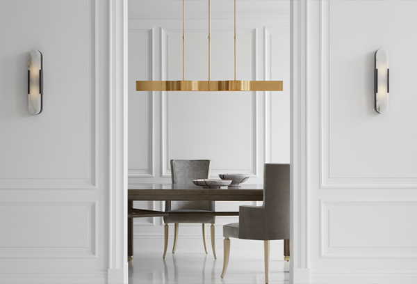 Lighting Tip #59 - Dining Room Chandelier