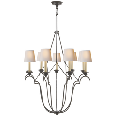 Gordon and Johnson Design Belvedere Chandelier