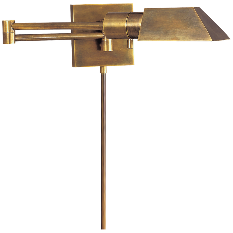 Studio Swing Arm Wall Light