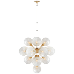 Cristol Large Tiered Chandelier