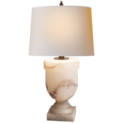 Chunky Urn Large Table Lamp