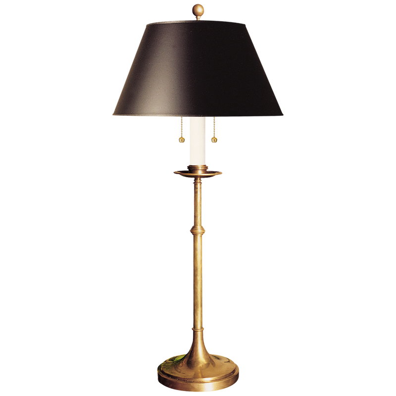 Dorchester Club Table Lamp