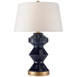 Weller Zig-Zag Table Lamp