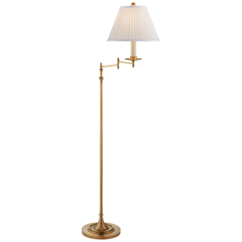 Dorchester Swing Arm Floor Lamp