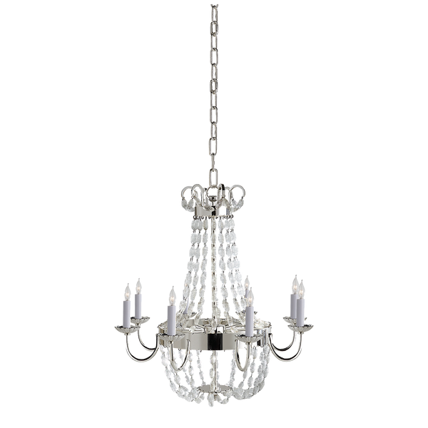 Paris Flea Market Medium Chandelier