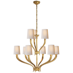 Ruhlmann 2-Tier Chandelier