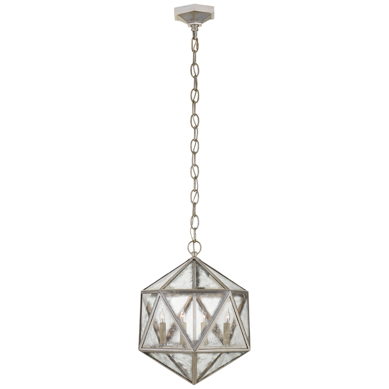 Zeno Medium 18 Facet Hedron Lantern