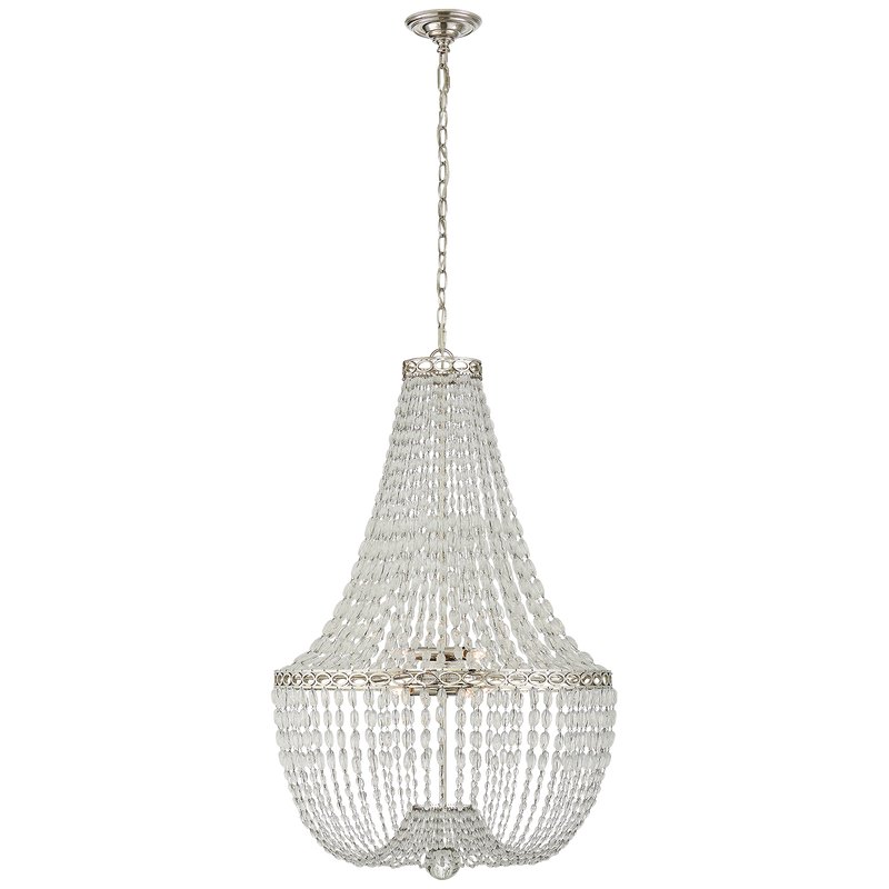 Linfort Basket Form Chandelier