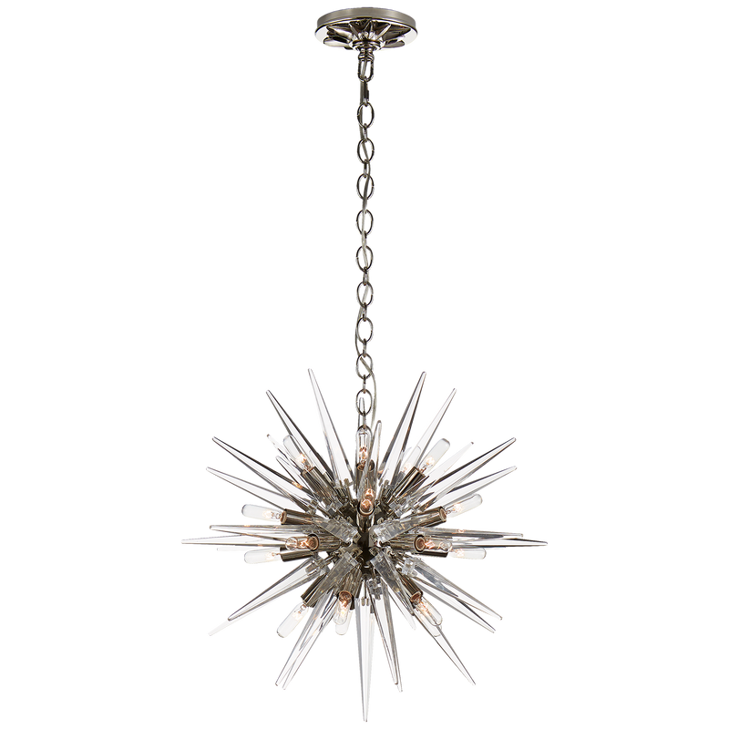 Quincy Small Sputnik Chandelier