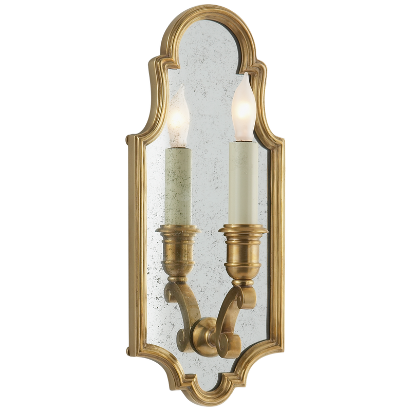 Sussex Small Framed Sconce