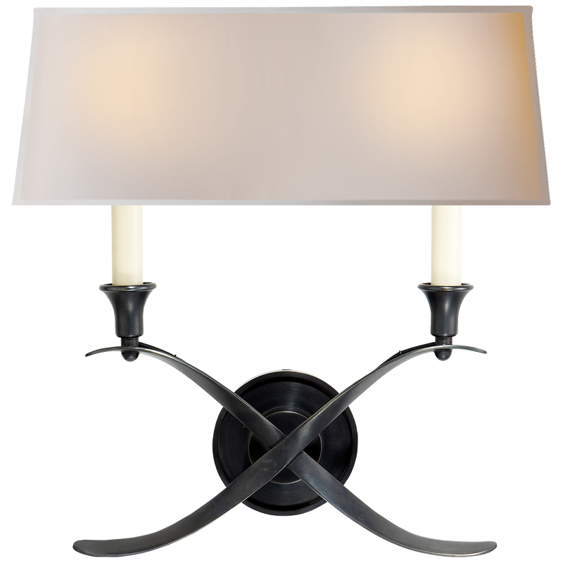 Cross Bouillotte Large Sconce