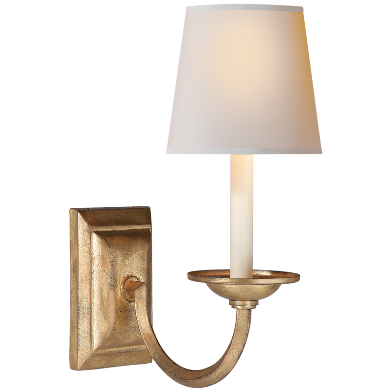 Flemish Single Sconce