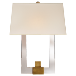 Edwin Double Arm Sconce