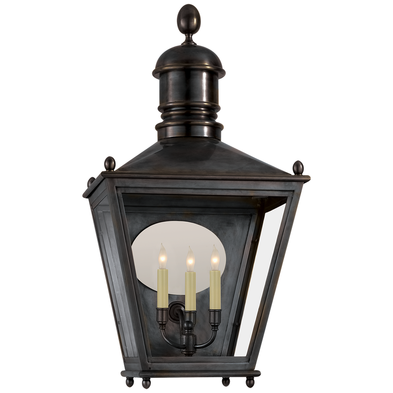 Sussex Large 3/4 Lantern