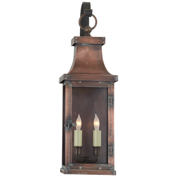 Bedford Medium Scroll Arm Lantern