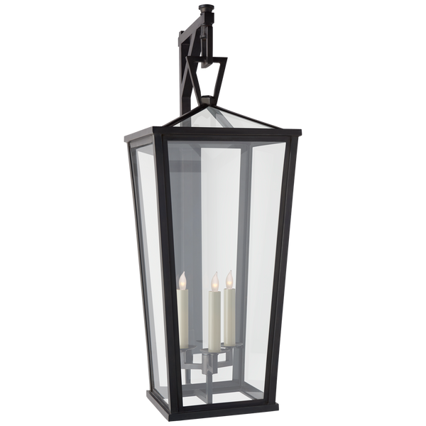 Darlana Grande Tall Bracketed Wall Lantern